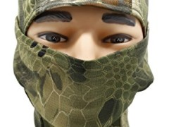 Zengi Tactical Hood Headwear Balaclavas Full Face Mask - Forrest
