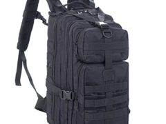 INDEPMAN Military Tactical Assault 3P Backpack Molle Camouflage Hiking