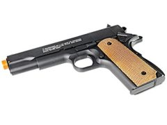 UTG Sport Airsoft Model 1911 Full Metal Spring Pistol
