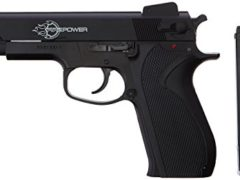 Firepower .45 Metal Slide Airsoft Pistol, 6mm