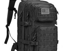 Military Tactical Backpack Large Army 3 Day Assault Pack Waterproof Molle