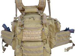 Explorer Tactical Bag, CT Tan, 20 x 11.50 x 11-Inch