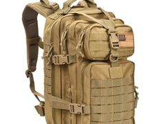 Military Tactical Assault Pack Backpack Army Molle Waterproof Bug Out Bag