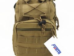 FAMI Outdoor Tactical Shoulder Backpack, Military & Sport Bag Pack