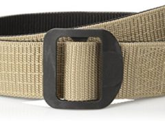 Propper 180 Reversible Belt, Large, Khaki/Black