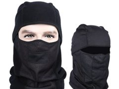 Magift Motorcycle Full Face Mask Neck Warmer Tactical Balaclava Hood