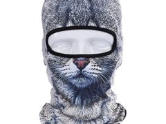 JIUSY Animal Balaclava Face Mask Breathable Speed Dry Outdoor