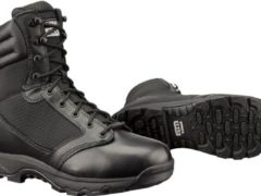 Original S.W.A.T. Men's Winx2 8 Inch Waterproof Tactical Boot, Black, 6.5 D US