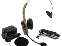 VXi BlueParrott B250-XT+ 95% Noise Cancelling Bluetooth Headset - Wounded Warrior Project Edition