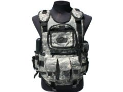 GXG Deluxe Tactical Paintball Vests (ACU)