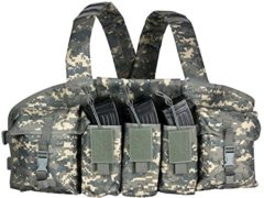 VISM by NcStar AK Chest Rig, Digital Camo (CVAKCR2921D)