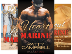The Wounded Warriors Series (3 Book Series)